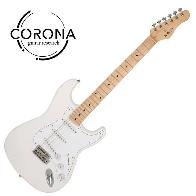 CORONA Traditional Classic ST S21F/M AWT 單單單 楓木指板 壓克力白