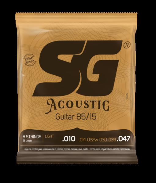 SG 木吉他弦 .010  SG-6685EX