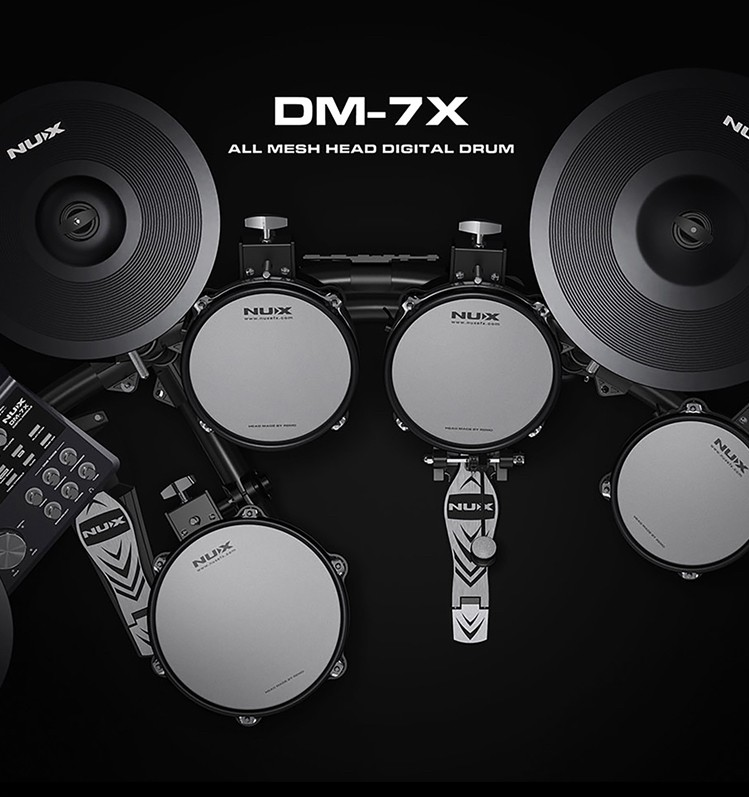 NUX DM-7X