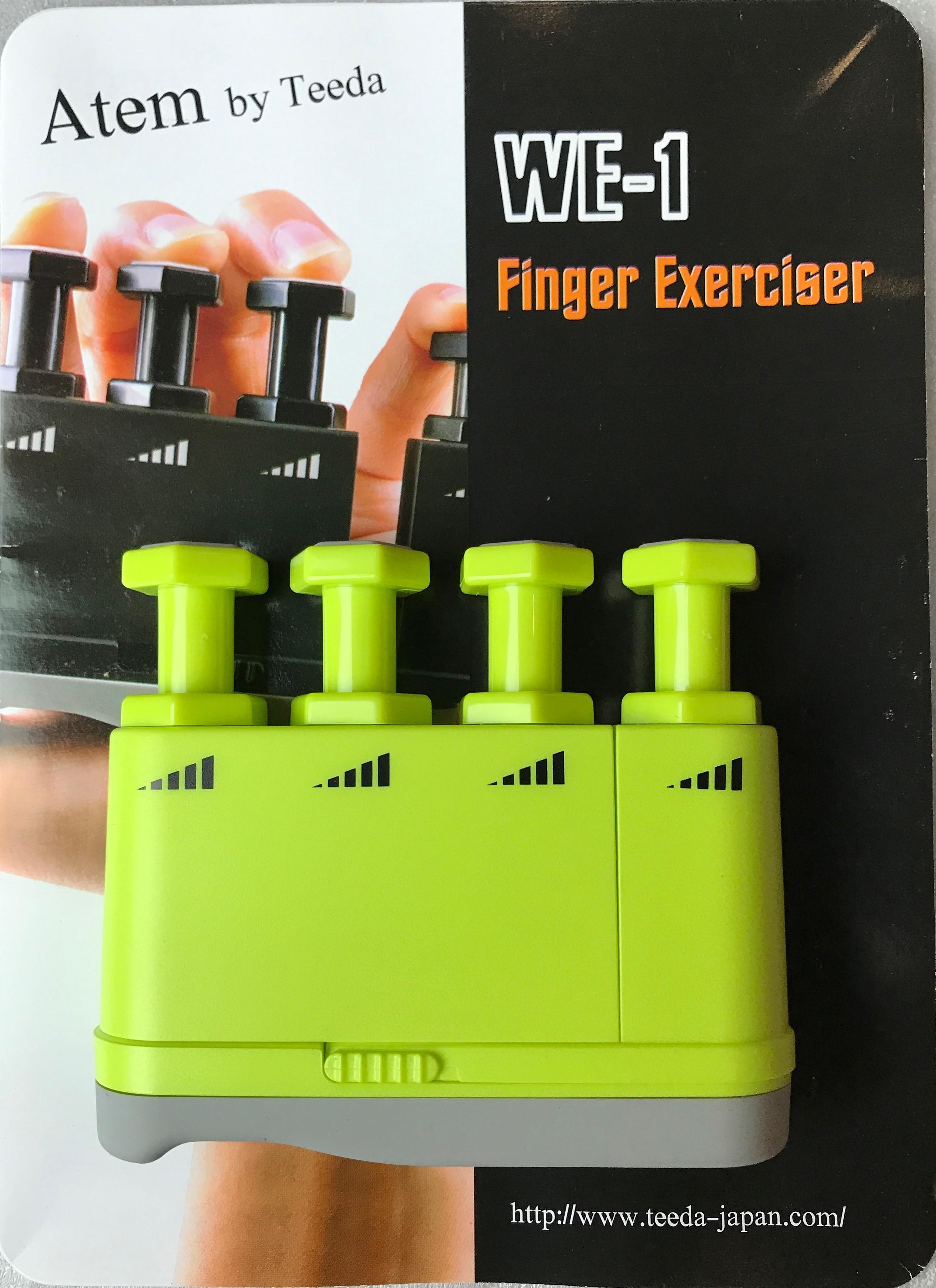 Tedda 握力器(綠)