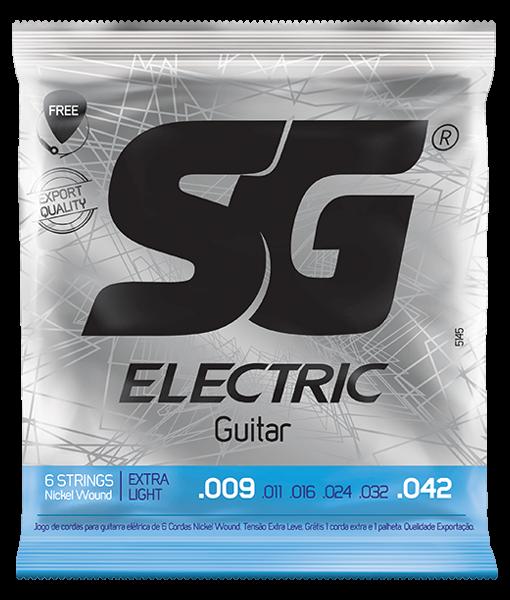SG 電吉他弦 .009  SG-5145EX