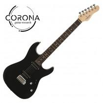 CORONA Modern Standard M22F/L BLK 雙雙22格 玫瑰木指板 黑色