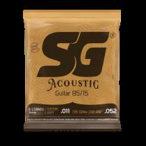 SG 木吉他弦 .011  SG-6686EX