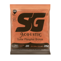SG 木吉他弦 .011  SG-6691EX 磷青銅