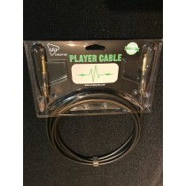 IVU Player Cable 吉他導線 5米雙直頭(5m-S/S)