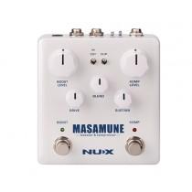 NUX Masamune Komp&Boost效果器