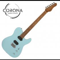 Corona Modern Plus T T24 DHB TELE24格烤楓木指板 海豚藍