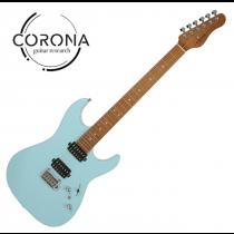 Corona Modern Plus M24 DHB ST24格烤楓木指板 海豚藍