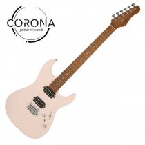 Corona Modern Plus M24 SHP ST24格烤楓木指板 貝殼粉紅