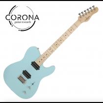 Corona Modern Standard T T22F/M DHB TELE雙雙22格 楓木指板 海豚藍