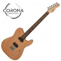CORONA Modern Standard T22F/L MAH 雙雙22格 玫瑰木指板 桃花心木琴身