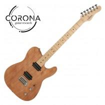 CORONA Modern Standard T22F/M MAH 雙雙22格 楓木指板 桃花心木琴身