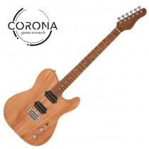 Corona Modern Plus T T24 MAH TELE24格烤楓木指板 桃花心木琴身