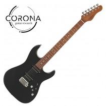Corona Modern Plus M24 BLK ST24格烤楓木指板 黑色