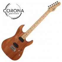 CORONA Modern Standard M22F/M MAH 雙雙22格 楓木指板 桃花心木琴身